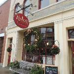 Entrance to Helen's