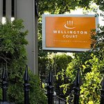 ‪Wellington Court Restaurant + Catering‬