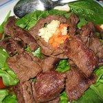 Garlic Beef Tataki