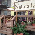 Naturally's Deck