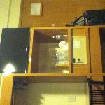 TV y puerta