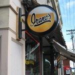 Outdoor front of Irene's Pub