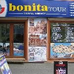 Bonita Tour Office in old city İstanbul