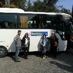 Argentina Group in Ephesus