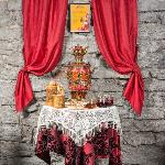 Enjoy a truly Russian style tea from a samovar coming right from Tula