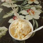 マカデミアナッツアイス