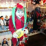Típica marioneta de Praga