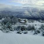 View to Mounten Parnassus