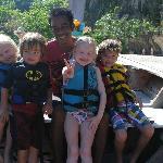 Kids with Surachai