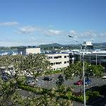 Tauranga from our balcony.