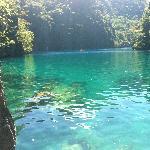 Kagayan Lake,Coron Island