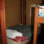 Triple room with fan