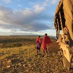 Sundowner Spot, Ol Kinyei Conservancy