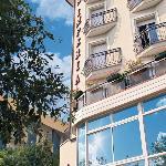 fronte angolo dell'Hotel