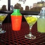 Jardin Corona - Mexicam Martini