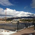 After first snow fall in Cedar City