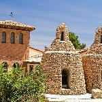 Vista exteriores hornos y Torreón