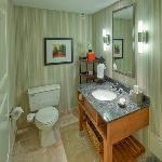 Presidential Half Bathroom