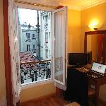 Window corner