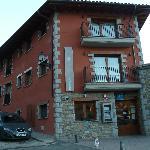 Edificio principal de Apartahotel