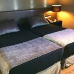 una habitación sutil!!!