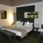 Our room - junior suite, 4th floor