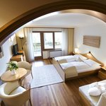 Geräumige Komfortzimmer