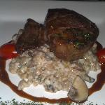 Filet and Risotto