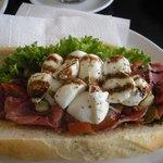 Luigi's tasty sandwich's