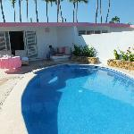 Casita with private pool