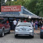 Matakama Farmers market