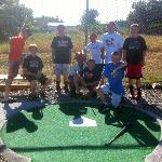 Visiting Little League team during the State 12s LL tourney
