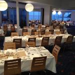 function set up at Coolum Surf Club