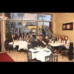 Holiday party quintanas dream spa team