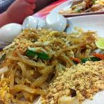 "if u never try the ""Phad Thai"", u've never been to Thailand :P"