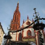 Würzburg Weihnachtsmarkt