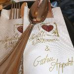 Place setting - great first impression