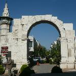 Roman Arch - Walled City