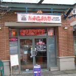 Nagano Sushi-billede
