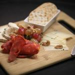 Spanish Meats & Cheese Sampler