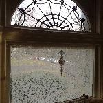 Beautiful Window Treatment in Living Room