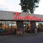 Tim Hortons Foto