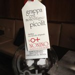 the most expensive grappa on the world