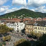 Heidelberg Bissmarkplatz