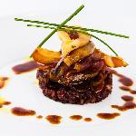 Restaurant Piramida menu: Foie Gras