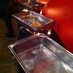 Le buffet a 14h