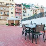 Terraza Solarium de 200 m2 con WIFI