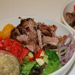 Salad w/Brisket
