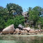 L'isola di Chavue Souris (Pipistrello)
