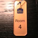 numero de habitacion